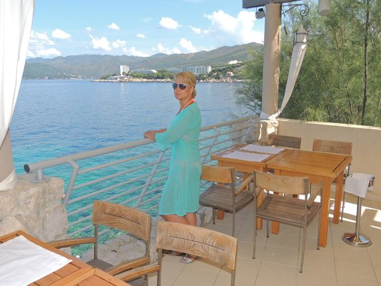Hotel Dubrovnik Palace: restaurant