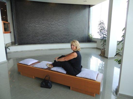 Hotel Dubrovnik Palace: Sunset lounge
