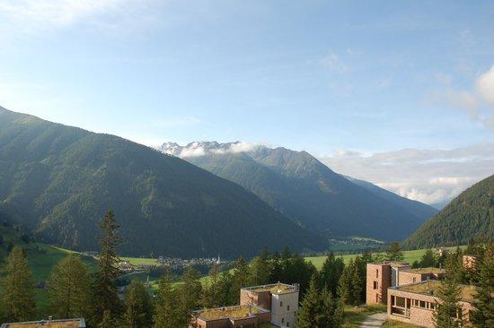 Gradonna Mountain Resort Chalets & Hotel: Aussicht vom Zimmer