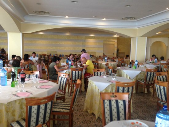 Eurolido Hotel: sala ristorante