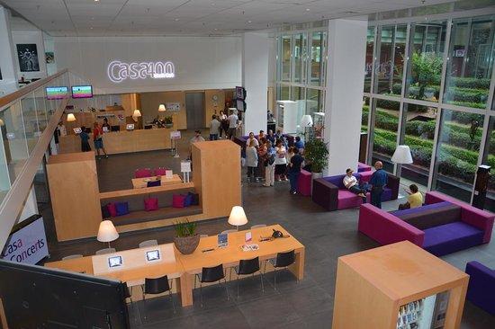Hotel Casa 400: Lobby