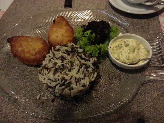 Khutorok la Mer: Котлетки рыбные