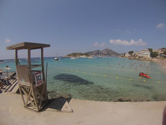 Universal Hotel Aquamarin: Beach