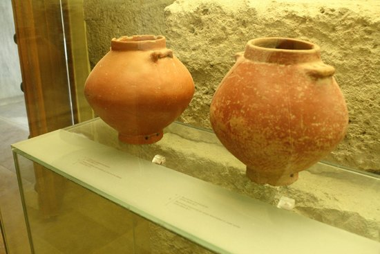 Ancient Agora of Athens: Pottery dated back to 3200-2800 BC