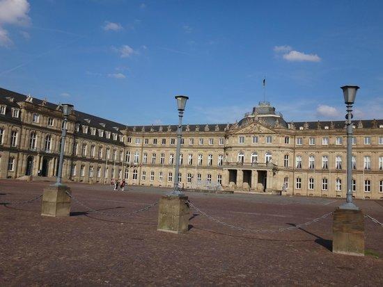New Castle (Neues Schloss): Neues Schloss