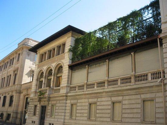 Casa Rigamonti: Via Solferino 24 a