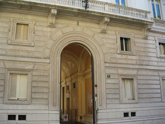 Casa Rigamonti: Via Solferino 24