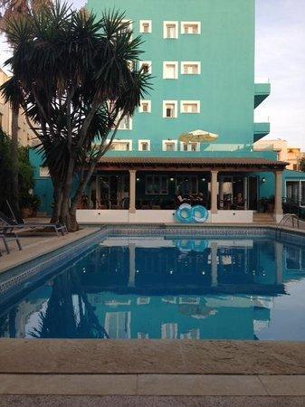 Hotel UR Portofino: UR Portofino juli 2014