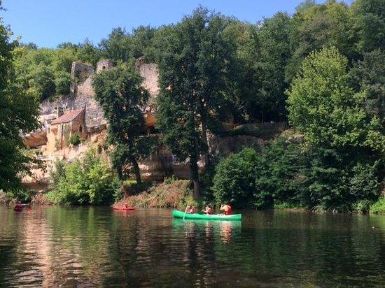 Canoes Vallee Vezere