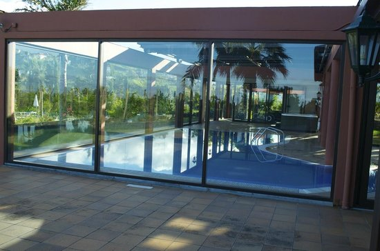 Quinta do Furao: Indoor-Pool