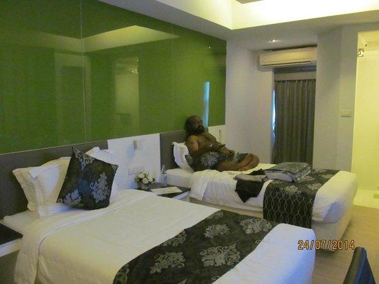 Klassique Sukhumvit Bangkok: Room