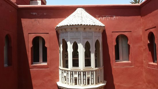 El Miria Palais Riad: Des points de vue reposants et accessibles