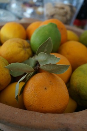 Fruit Bowl Villa Ippocampi