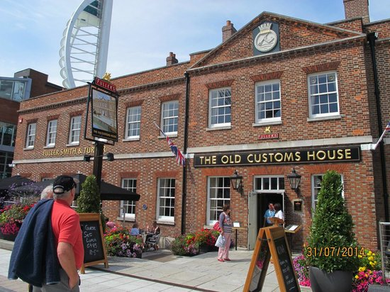 The Old Customs House