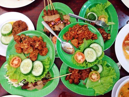 Jejamuran: Variety jamur dishes