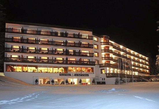Grand Hotel du Golf & Palace: Grand Hôtel du Golf & Palace