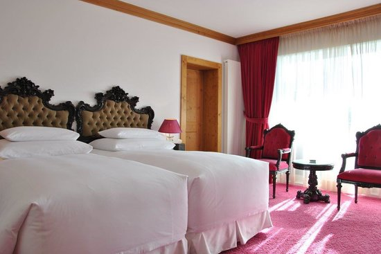 Grand Hotel du Golf & Palace: Chambre