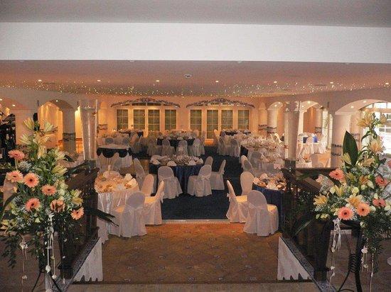 Grand Hotel du Golf & Palace: Salle aux étoiles