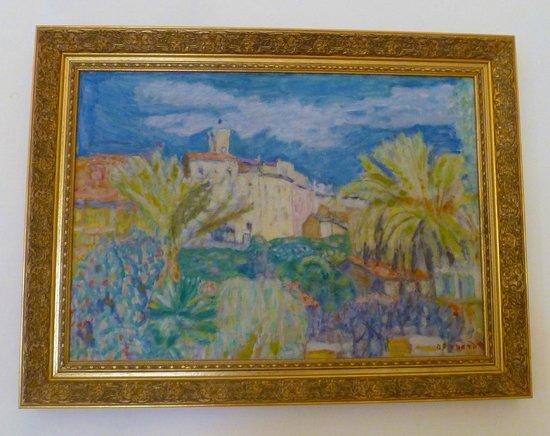 Musée de l'Annonciade (Musée de Saint-Tropez) : local painters paint local sites
