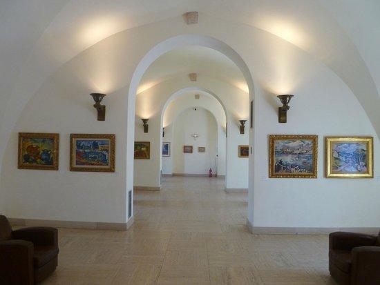 Musée de l'Annonciade (Musée de Saint-Tropez) : Interior, Le Muséé de l'Annonciade
