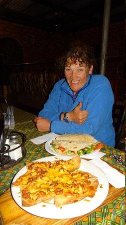 Zig Zag: Locally produced food for dinner