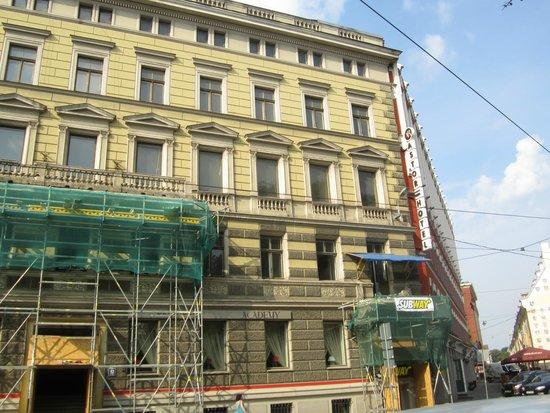 Astor Riga Hotel & Conference: Hotelfassade