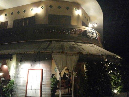 L'Elephant Restaurant: restaurant