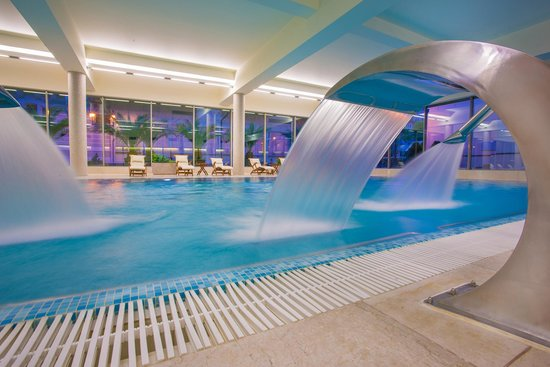 Savoy Westend Hotel: swimming pool