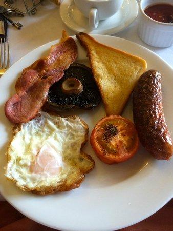 Mellington Hall Hotel: Full Cooked Breakfast
