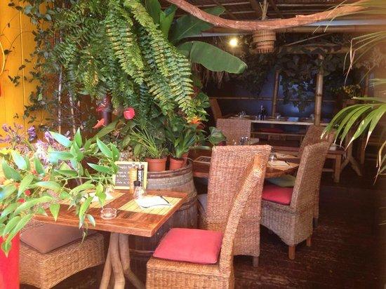 La Cabane: Superbe décor