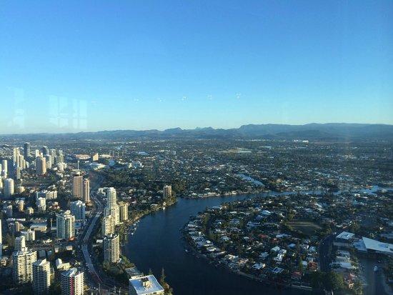 SkyPoint Observation Deck: Gold Coast