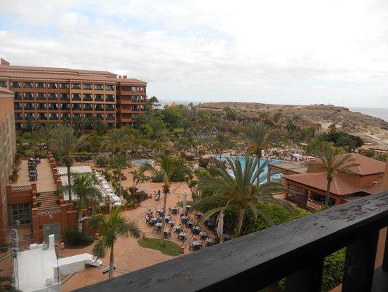 H10 Costa Adeje Palace: Vistas desde el balcón