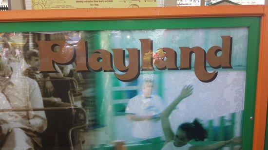 Playland Park: Roller coaster at Rye Playland