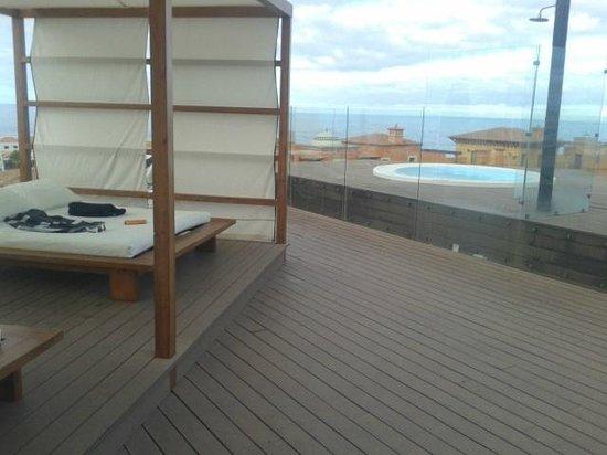 H10 Conquistador : terraza privilege