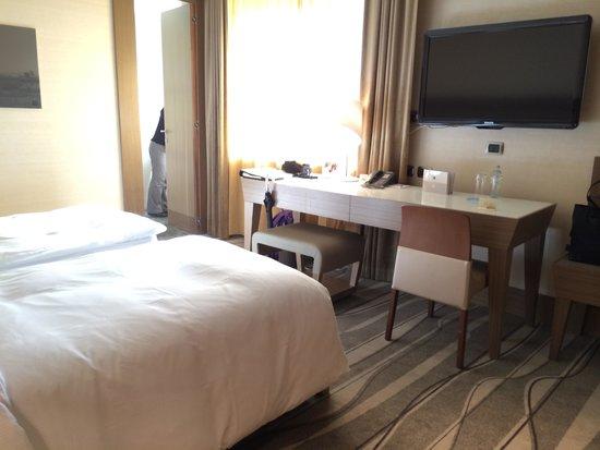 Grand Hotel Europa: 部屋その2