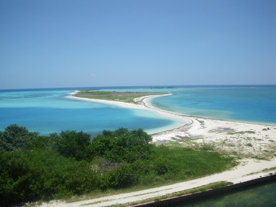 Dry Tortugas National Park: View