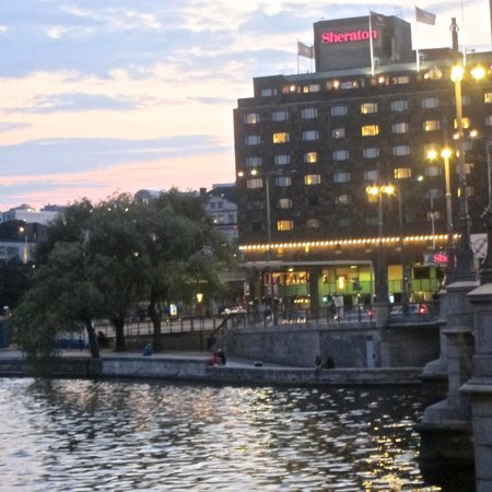 Sheraton Stockholm Hotel: Sheraton in Stockholm