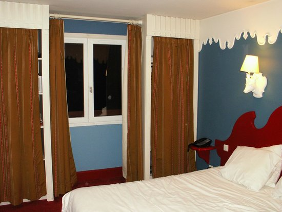 Club Med Chamonix Mont-Blanc : Chambre club