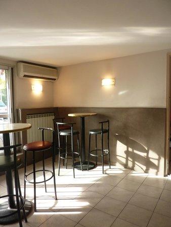 Cafeteria du Centre: Côté brasserie