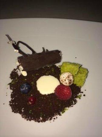 Conrad Algarve: Dessert at Gusto