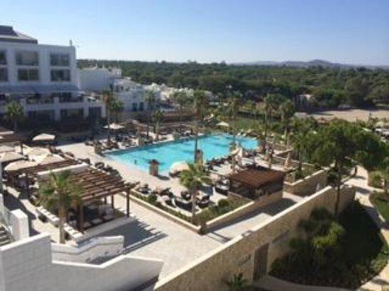 Conrad Algarve: View from room