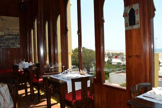 Zahra´s Grill : Vistas desde el restaurante