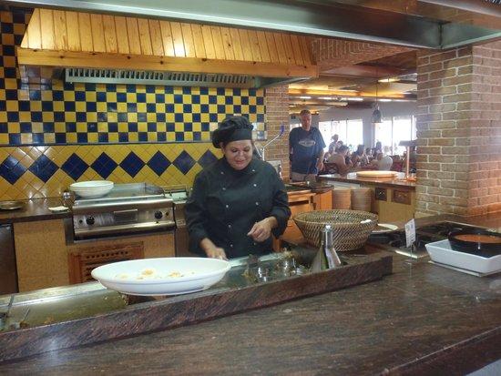 Invisa Hotel Club Cala Blanca : restaurant