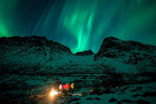 Arctic Experience Tromso: Secret spots with spectacular scenery :)
