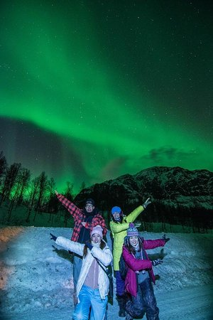 Arctic Experience Tromso: A memory for a lifetime :D
