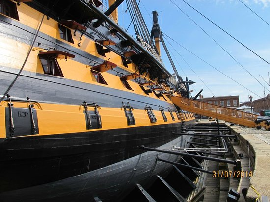 HMS Victory: The Victory