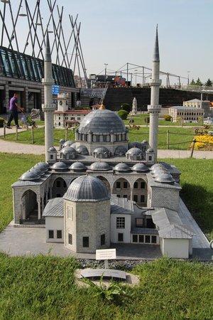 Miniaturk: Мечеть Эйюпа