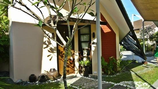 Segara Suites: villa
