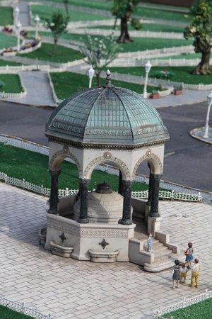 Miniaturk: Немецкий фонтан