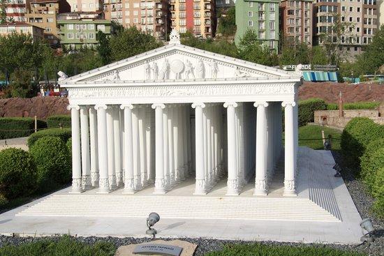 Miniaturk: Храм Артемиды
